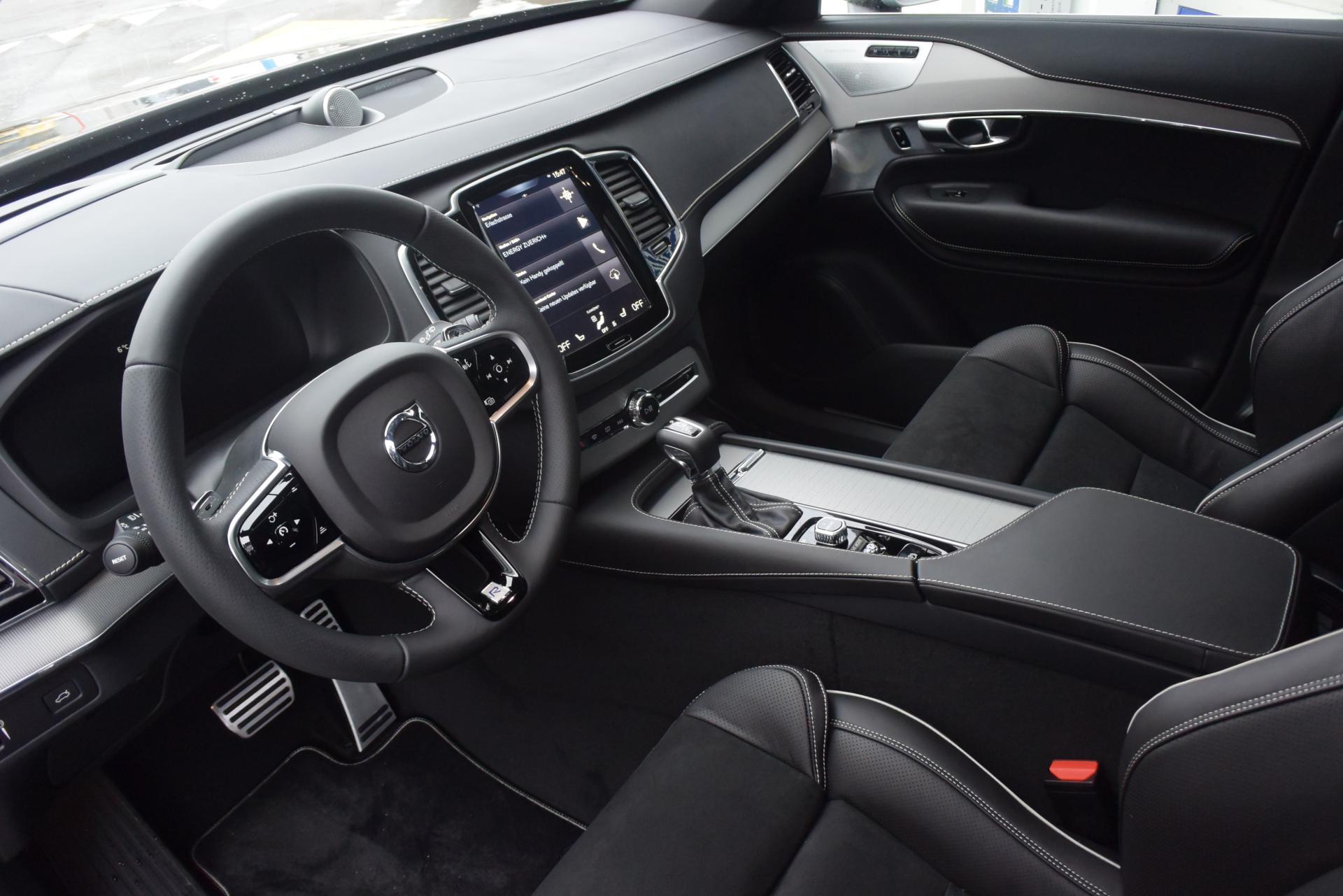 volvo xc90 t6 awd r design baldegger automobile ag. Black Bedroom Furniture Sets. Home Design Ideas