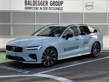 Volvo V60 D3 R-Design AWD