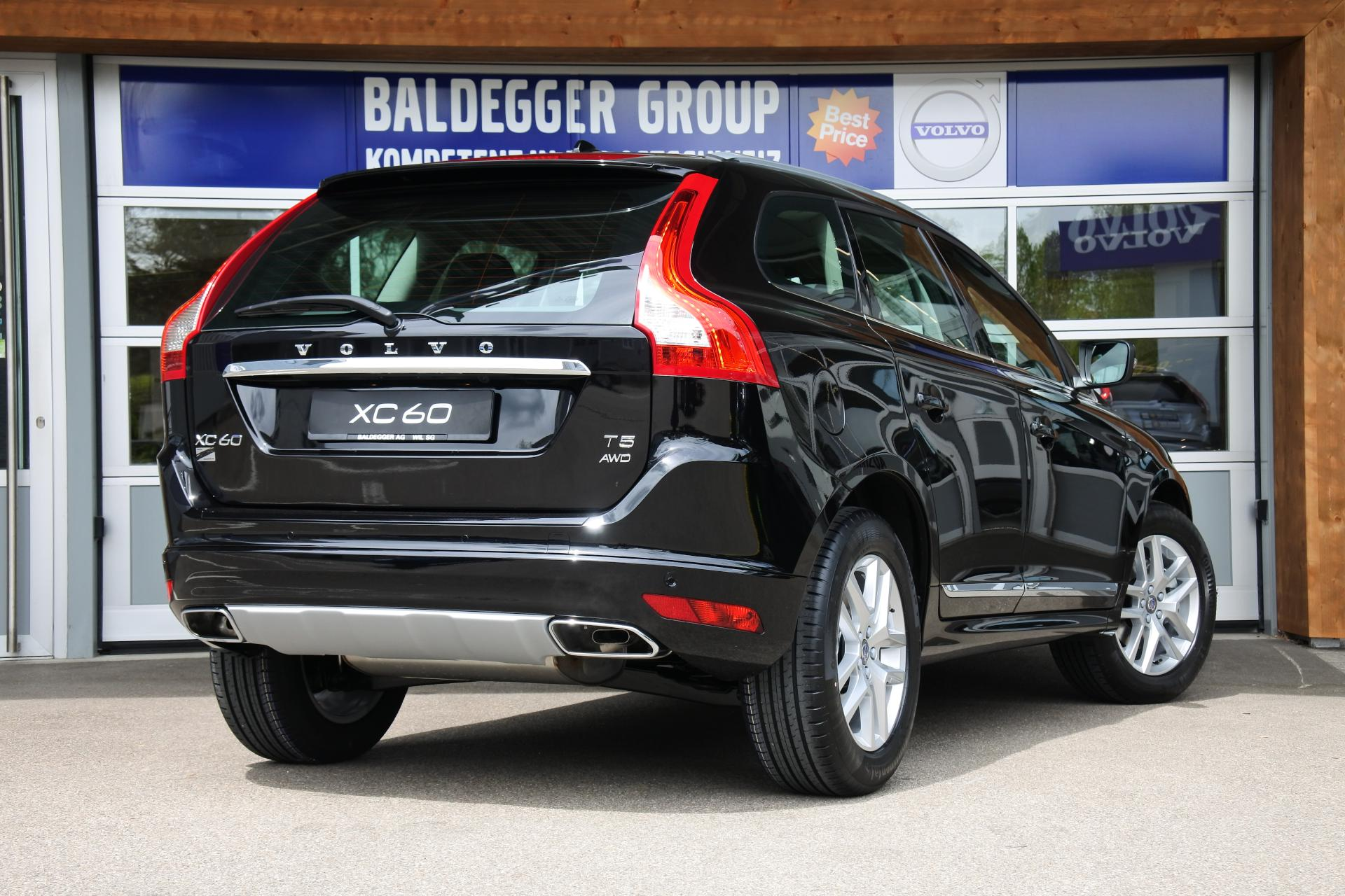 volvo xc60 t5 awd executive baldegger automobile ag. Black Bedroom Furniture Sets. Home Design Ideas