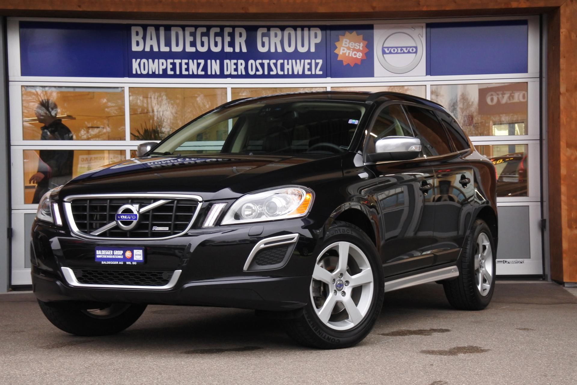 volvo xc60 d3 awd r design baldegger automobile ag. Black Bedroom Furniture Sets. Home Design Ideas