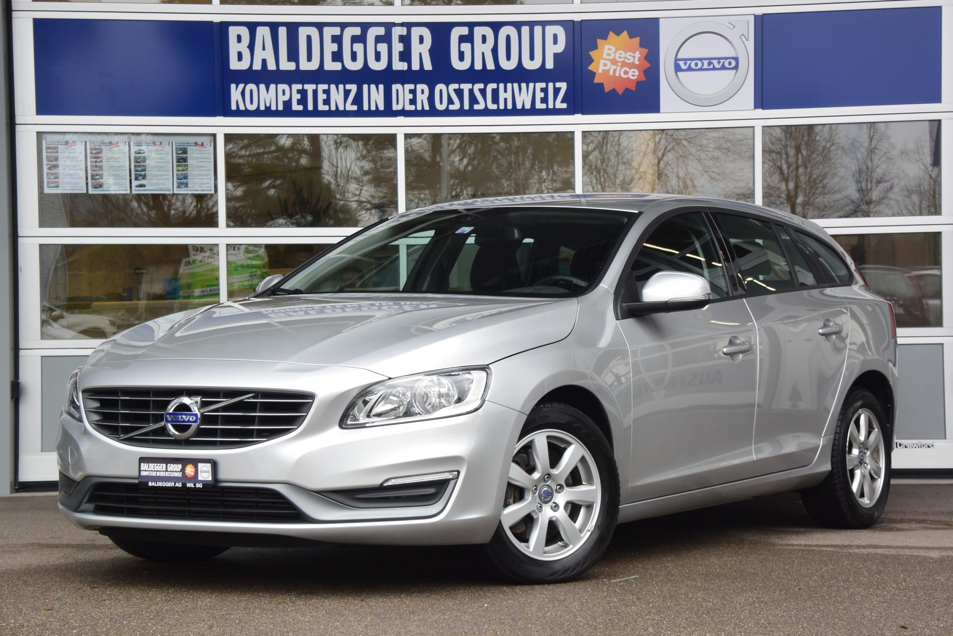 volvo v60 d4 awd kinetic baldegger automobile ag. Black Bedroom Furniture Sets. Home Design Ideas