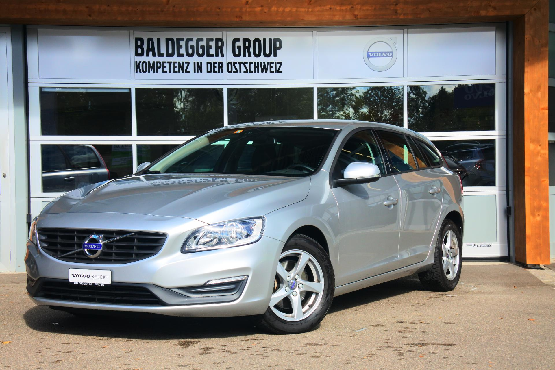 volvo v60 d4 kinetic baldegger automobile ag. Black Bedroom Furniture Sets. Home Design Ideas